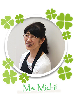 Ms.Michii
